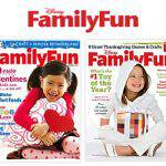 Disney Family Fun Magazine for $.35 Per Issue {ends 2/1/12}