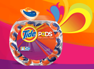 tide pods free sample