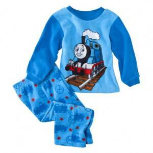 thomas pajamas