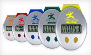 walking buddy pedometer