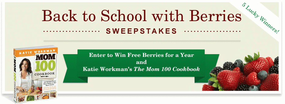 driscoll's back to school sweepstakes