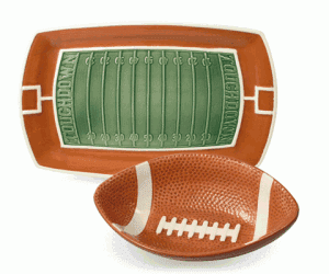 football dishes