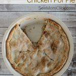Slow Cooker Chicken Pot Pie Recipe