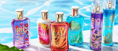 Bath & Body Works Spring Collection