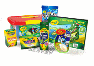 crayola art set