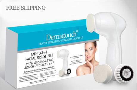 Dermatouch Facial Brush