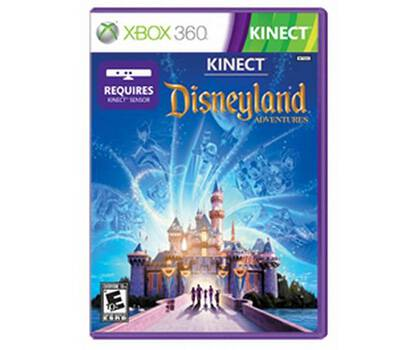 Disneyland Adventures for Kinect