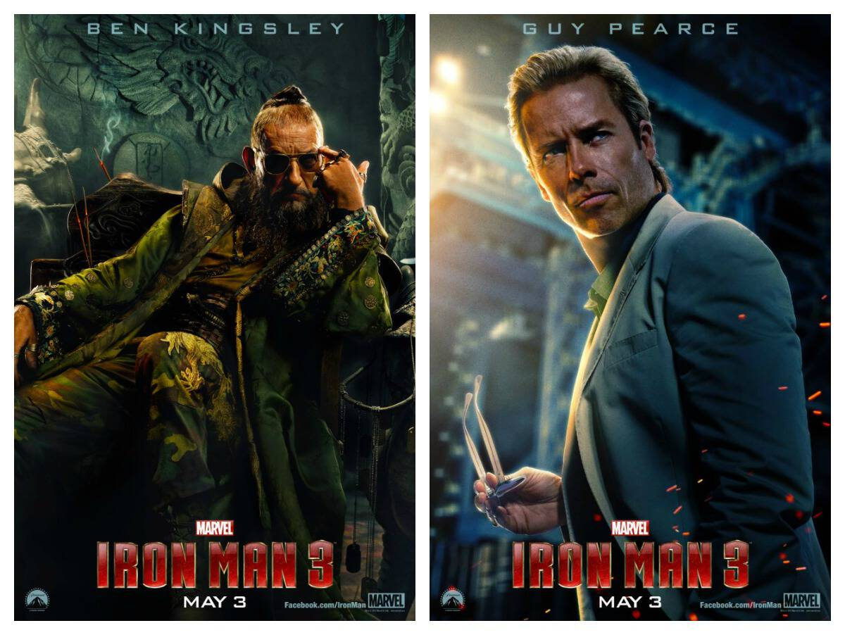 IronMan3Posters