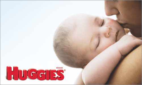 huggies new mom club