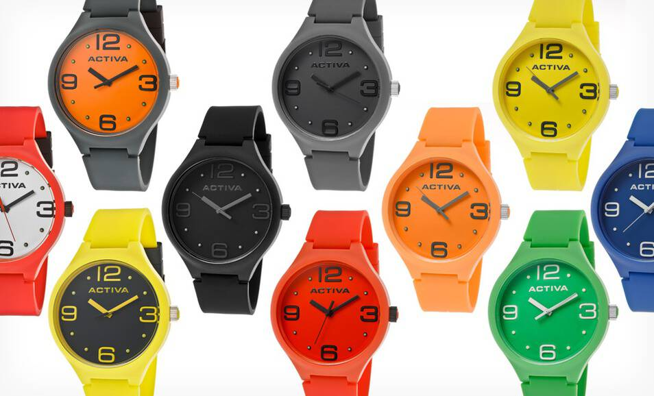 Activa Watches Groupon