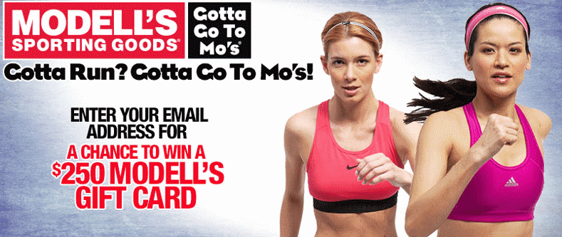 Modell's Sweepstakes