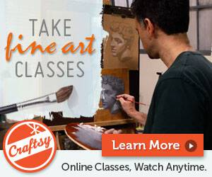 Craftsy Online Fine Art Classes