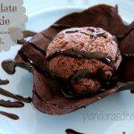 Chocolate Cookie Ice Cream Bowls Recipe