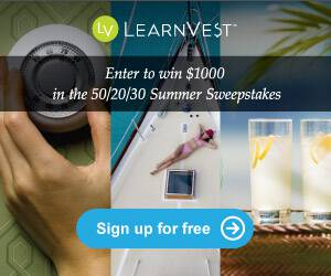 learnvest sweepstakes summer