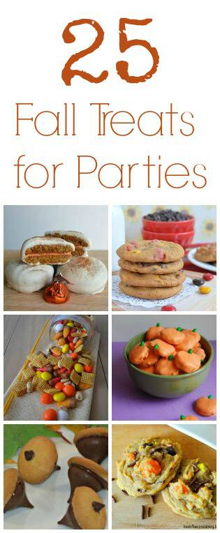 Fall Party Treats