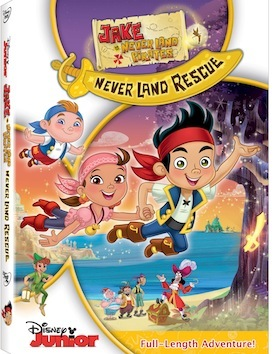Jake and the Never Land Pirates Never Land Rescue
