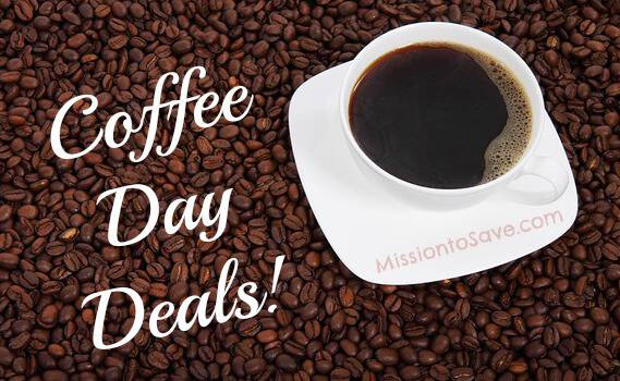 National Coffee Day Deals 2013