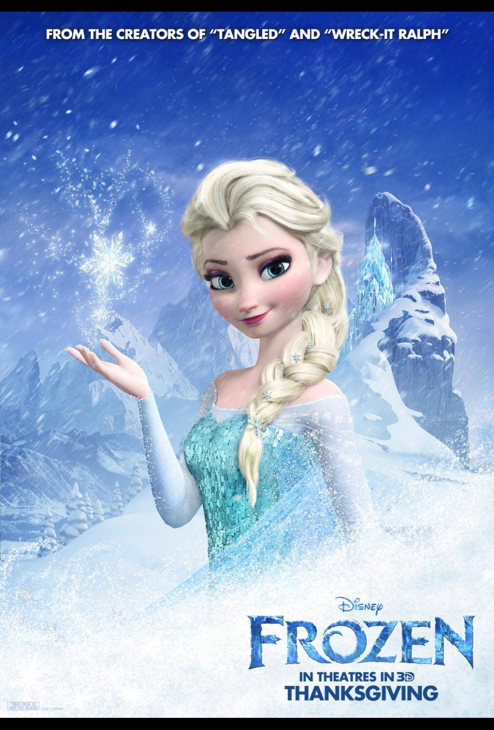 #DisneyFrozenEvent