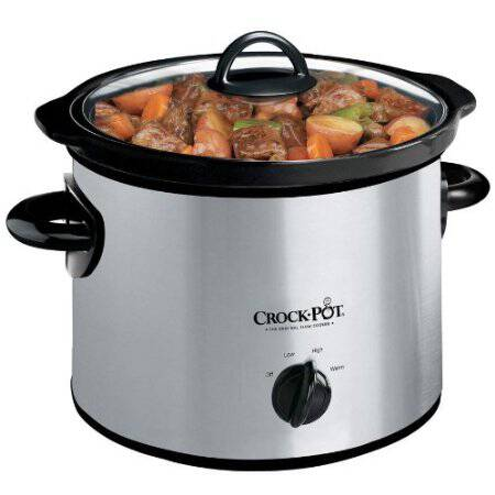 stainless steel crock pot