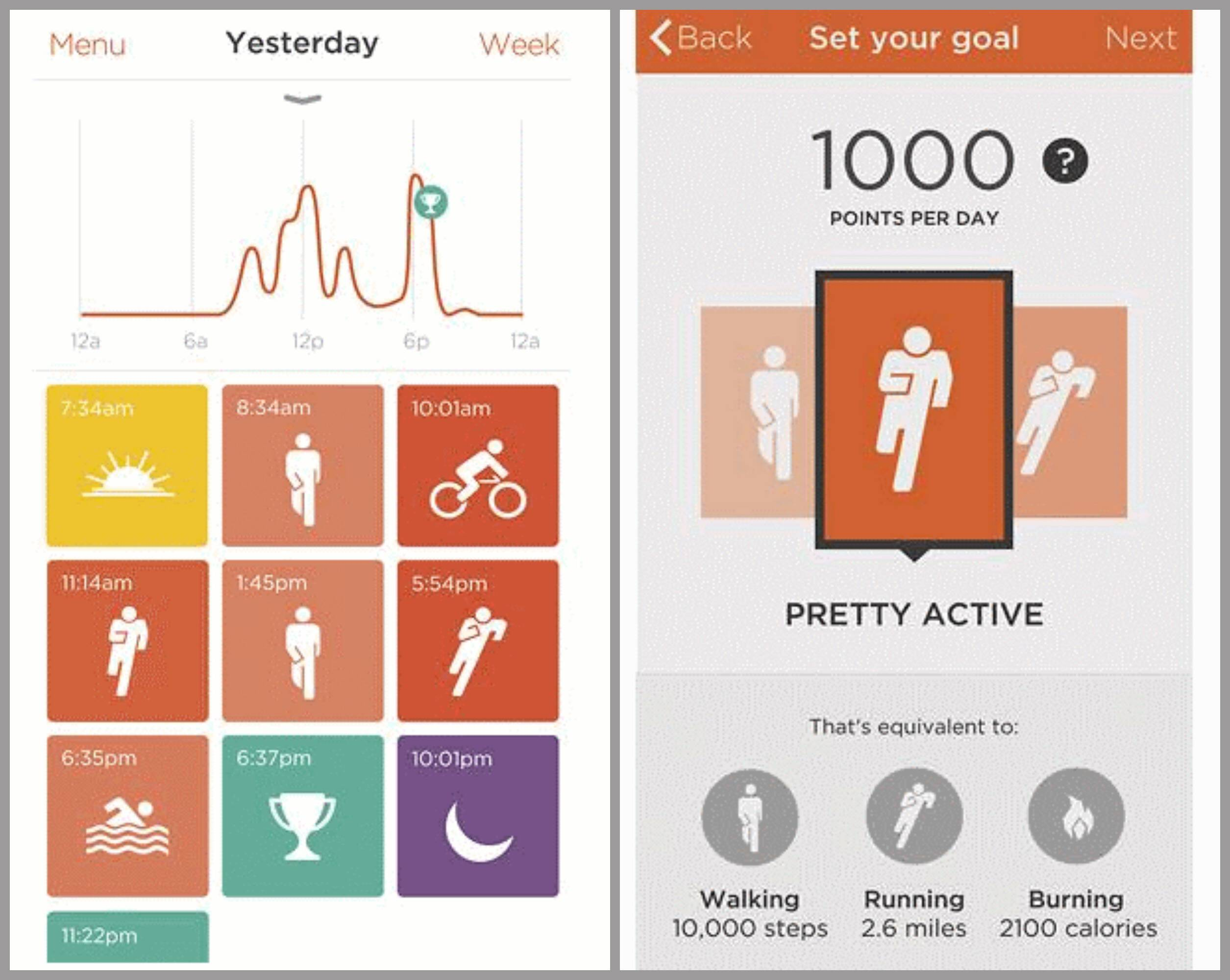 Shine Activity Tracker