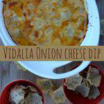 Vidalia Onion Cheese Dip