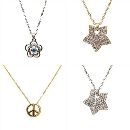 charm necklaces for girls