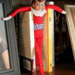 Elf on the Shelf: Where Is Tootsie Today? {12/3/13}