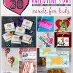 30 DIY Valentine's Day Cards for Kids