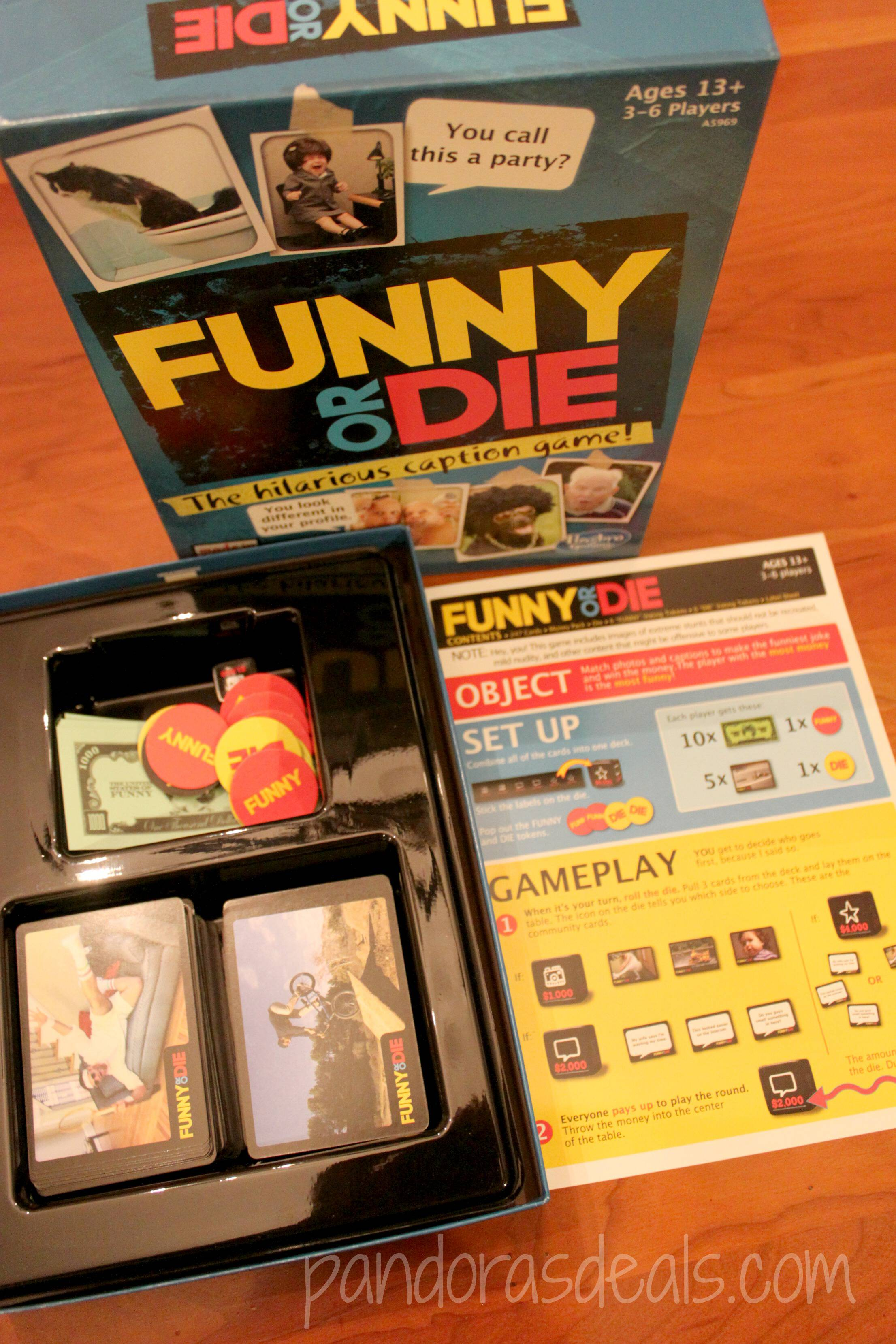 Funny or Die Review