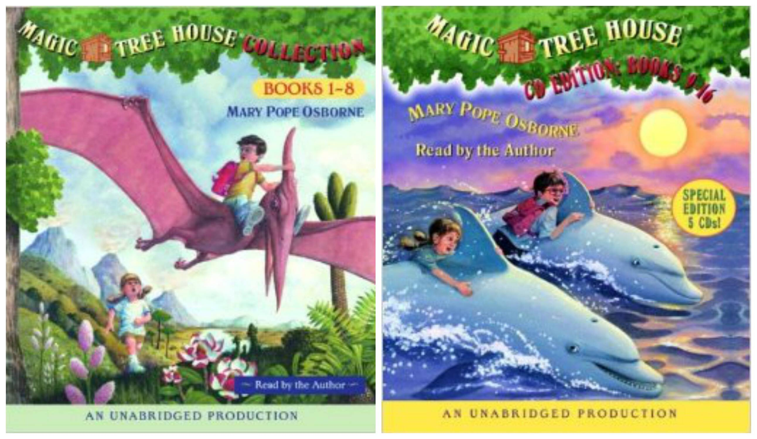 Amazing Author Of Magic Treehouse Books Part - 7: Magic Tree House Collection: Books ...