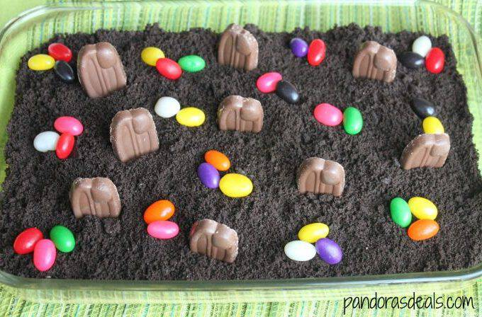 An Easter Bunny Patch Using Palmer Easter Candy