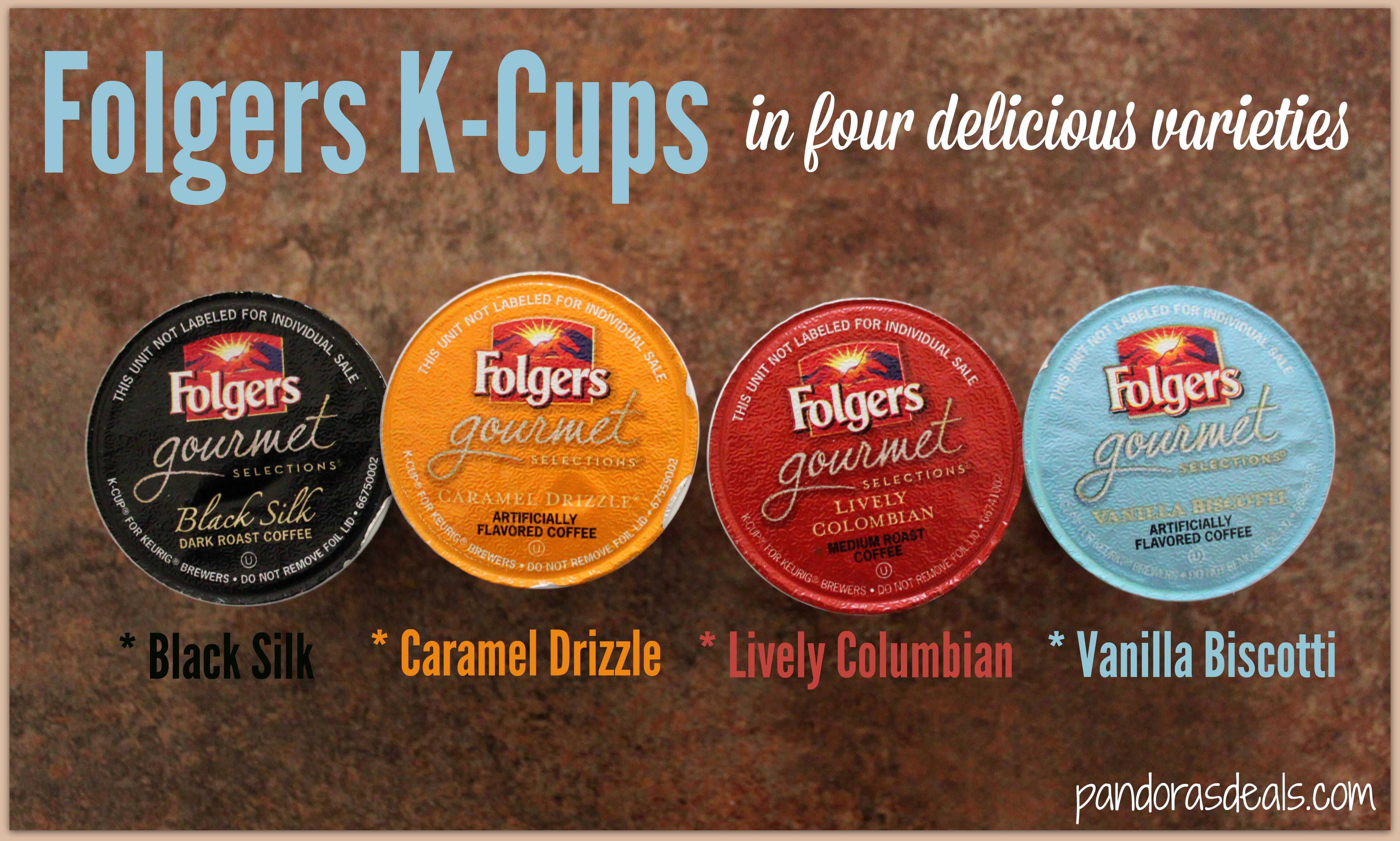 Folgers K-Cups