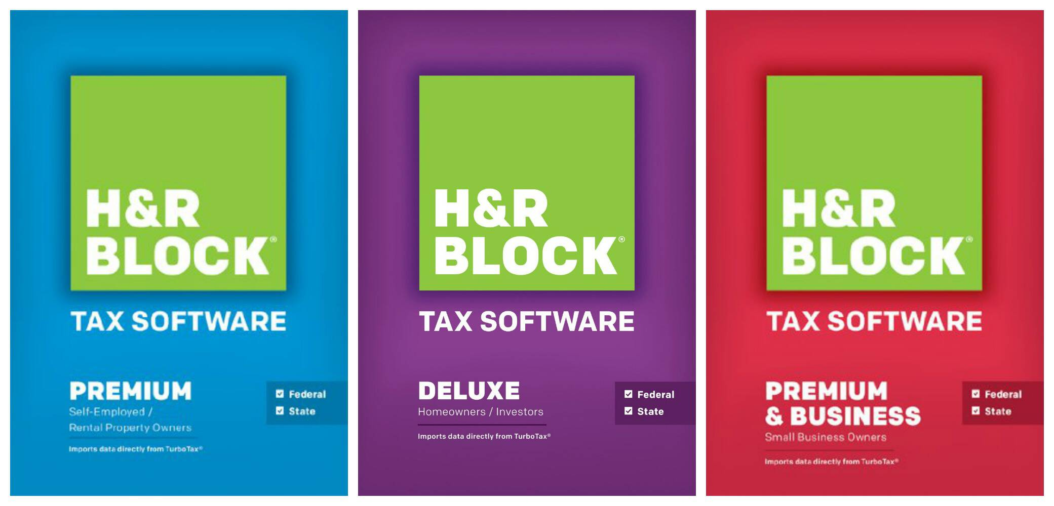 H&R Block Tax Software