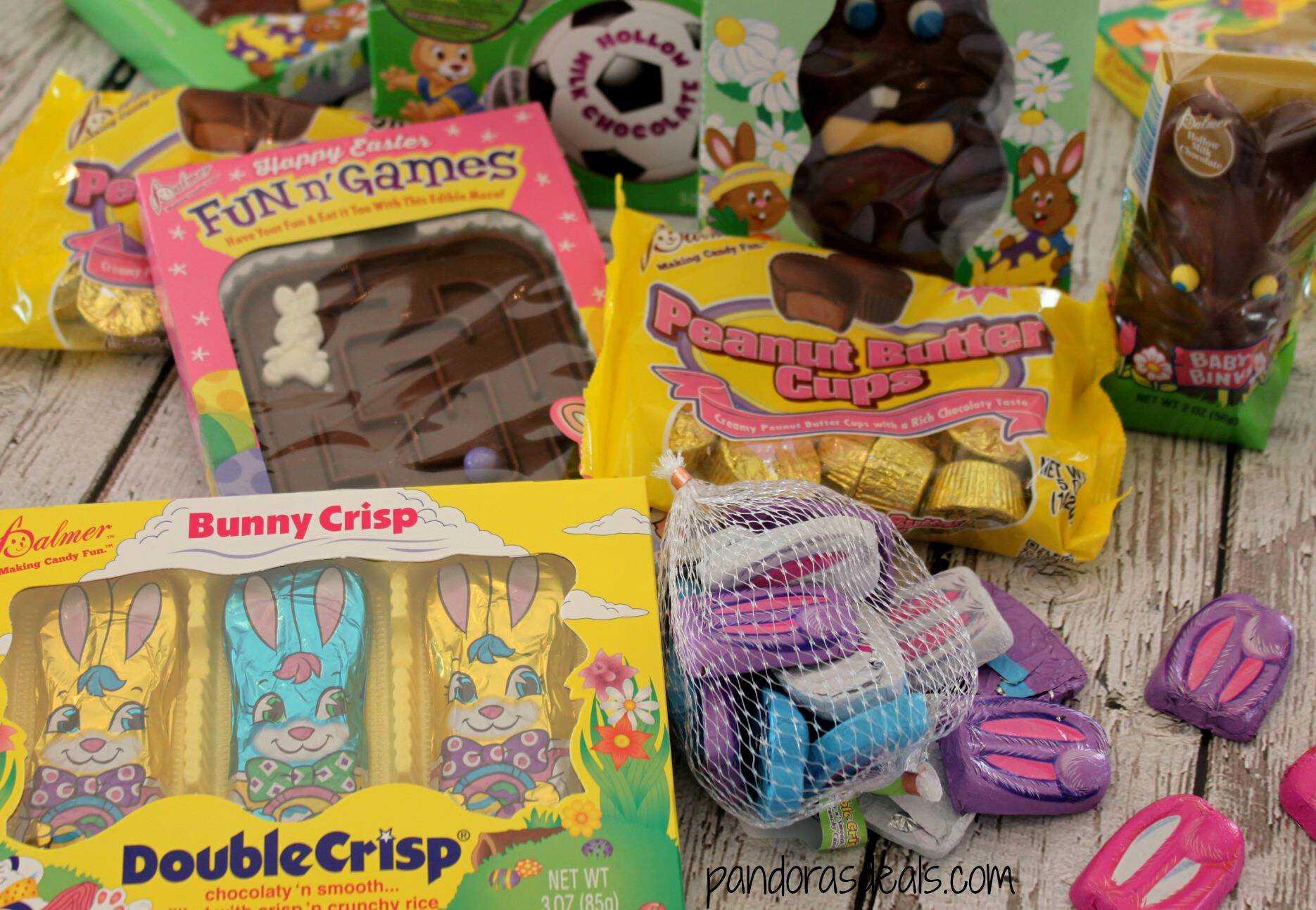 Palmer Easter Candies
