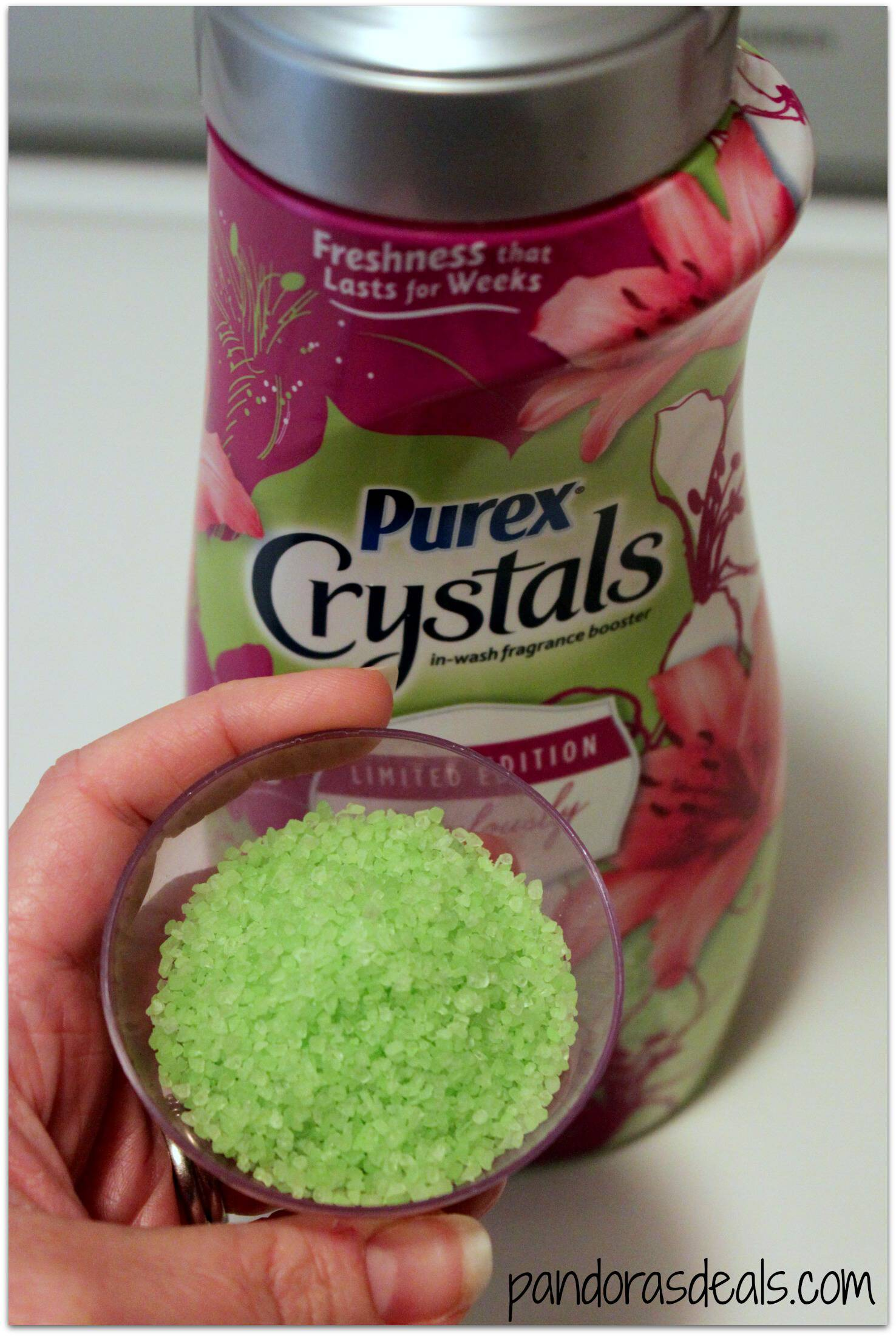 Purex Crystals Limited Edition