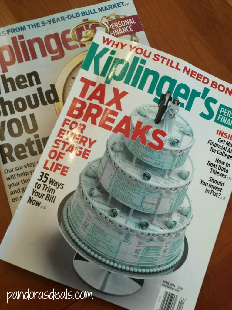 Kiplinger's issues