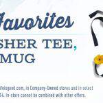 Life Is Good Mother's Day Special: Shirt, Apron, & Mug for $50 Shipped!