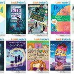 Top 10 Kindle Chapter Books for Girls