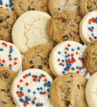 Cheryl's Summer COokie Sampler