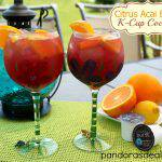 Citrus Acai Berry K-Cup Cocktail