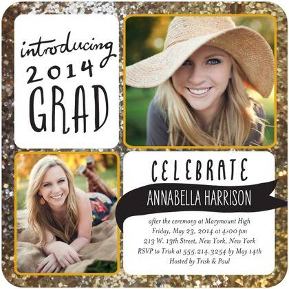 Tiny Prints Graduation Card