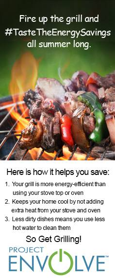 Grilling Taste the Savings