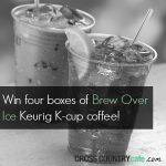 Brew Over Ice Giveaway