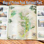 Piston Peak Park Map