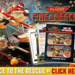 Planes Fire and Rescue Printables