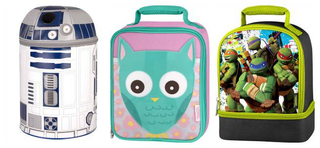 Thermos Lunch Bags
