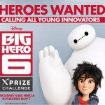 Big Hero 6 Contest