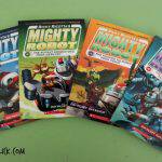 Ricky Ricotta's Mighty Robot Children's Book Series + Giveaway