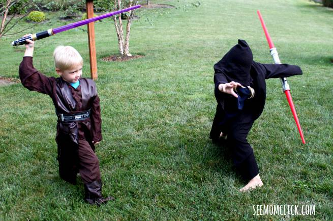 Star Wars Costumes for Kids