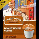 Donut House K-Cups